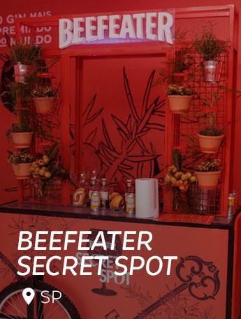 Beefeater Secret Spot
