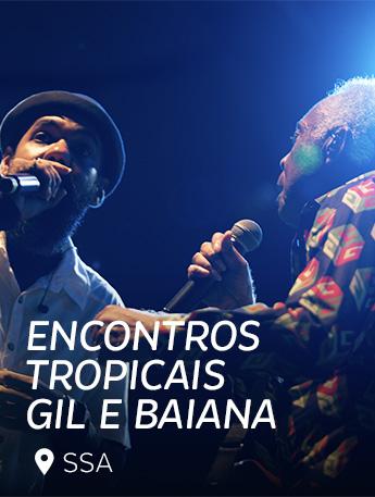 Devassa Encontros Tropicais – Gil e Baiana