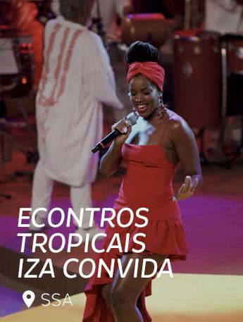 Devassa Encontros Tropicais – Iza Convida